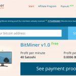 ポンジスキームHYIP(bitminer)に大量にBTCアドレス登録する自動ツール
